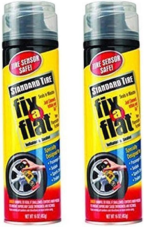 Fix-A-Flat Aerosol Tire Inflator