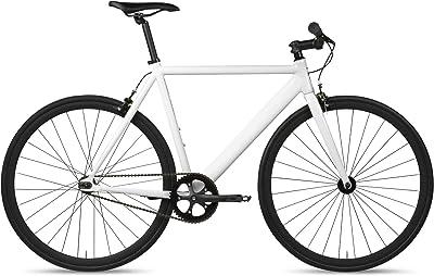 6KU Urban Track Single-Speed Bike