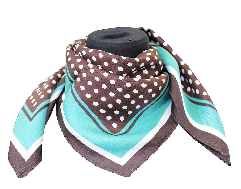 foulard seta dis 2124 pois