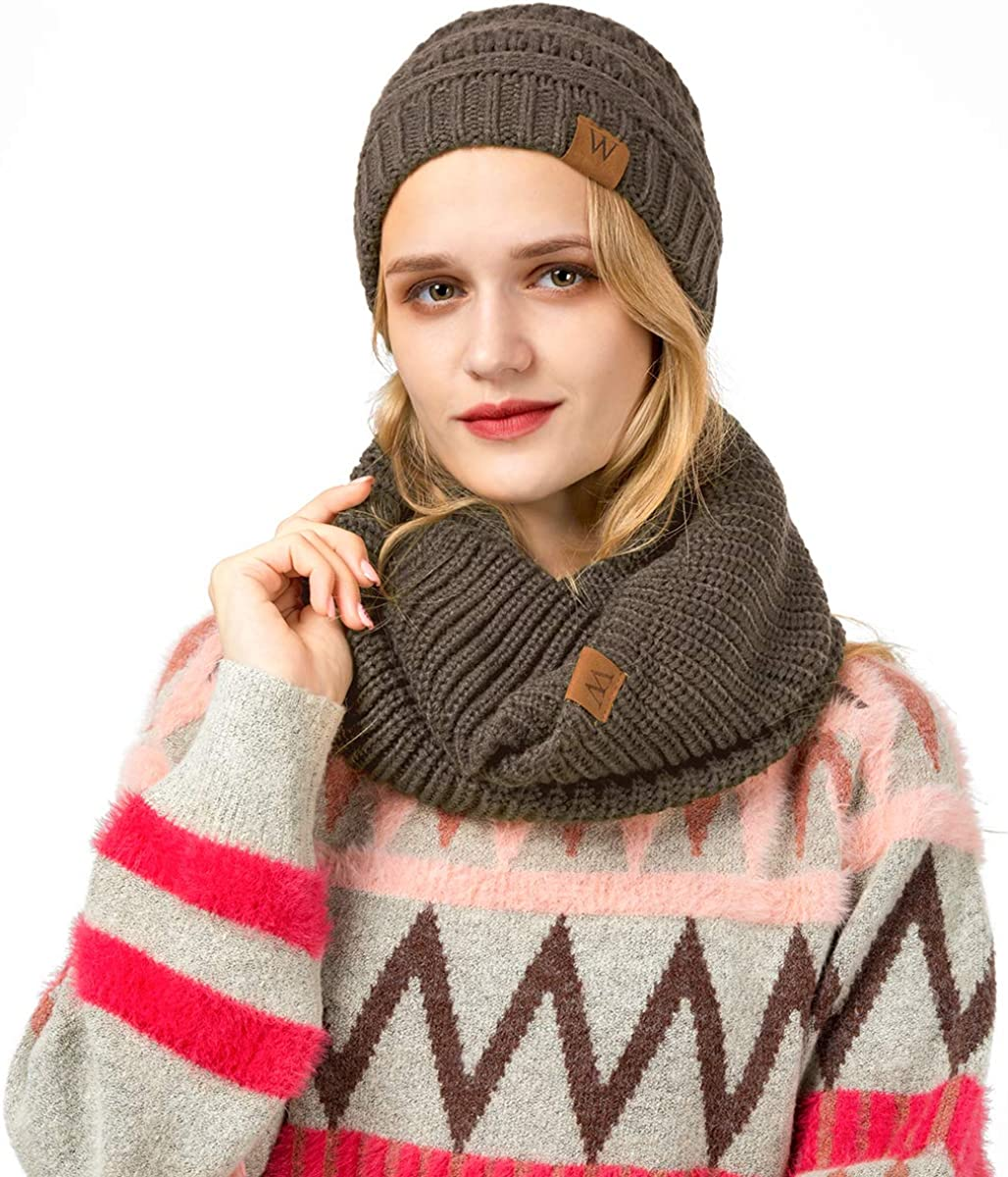 Winter Warm Knitted...