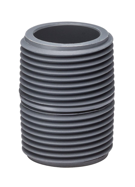 Rain Bird RISERCO075 PVC Cut-Off Riser Adjustable Height 1-6 3//4 Male Pipe Thread x 3//4 Male Pipe Thread