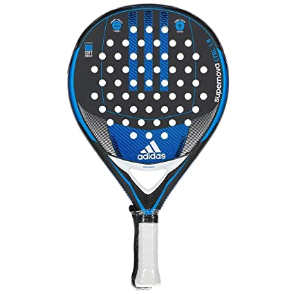 Amazon.com : adidas Padel Racket -Supernova CTRL 1.8- Alutex and Carbon Fiber Padel Raquet- Intermediate Tennis Paddle Players - Comfort and Power : Sports ...