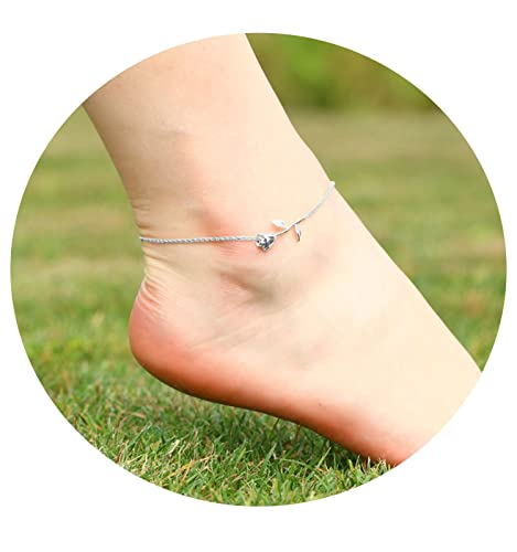 gems anklets crystals popular anklet