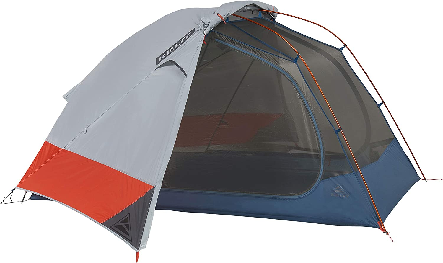 Kelty Dirt Motel 3 Season Lightweight Backpacking and Camping Tent (2019 - Updated Version of Kelty TN Tent) - 2 Vestibule Freestanding Design - Stargazing Fly, DAC Poles, Stuff Sack Included