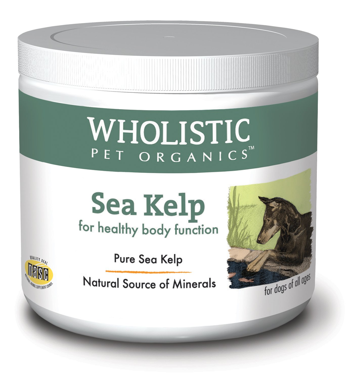 Wholistic Sea Kelp 1 lb new