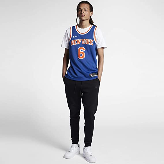 Nike Nyk M Nk Swgmn JSY Road Camiseta 2ª Equipación New York ...