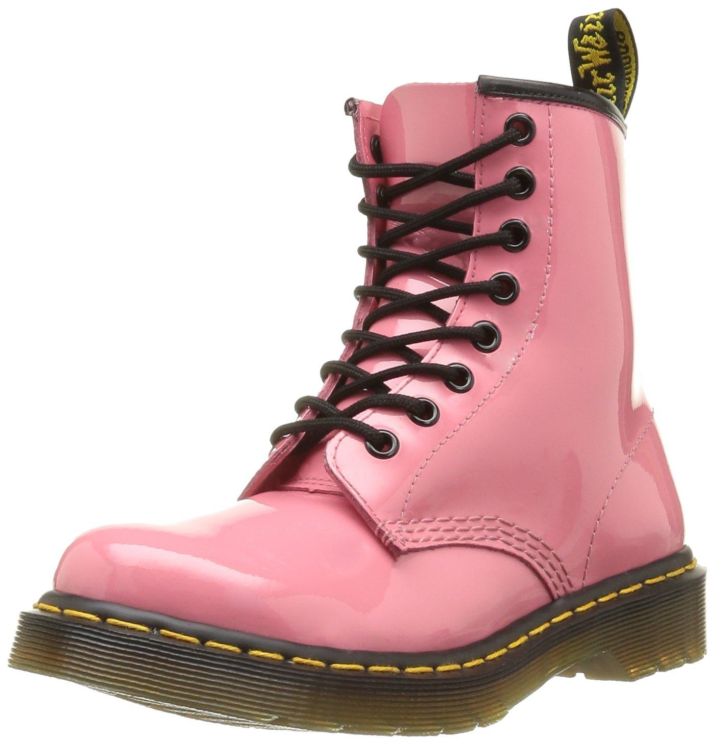 Dr. Martens Femme 10528 1460, Bottines Pink) Femme Rose (Acid Pink) ce174dd - automatisms.space