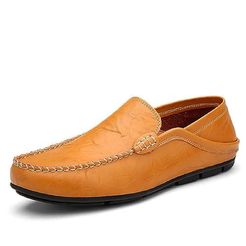 Casual Mocasines Planos Lily999 Cuero Hombre Zapatos De Calzado zxqEgw5B