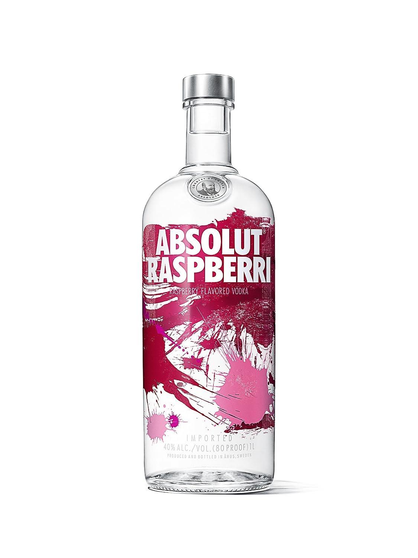 Künstlerisch Longdrinks Klassiker Sammlung Von Absolut Raspberri – Absolut Vodka Mit Himbeer
