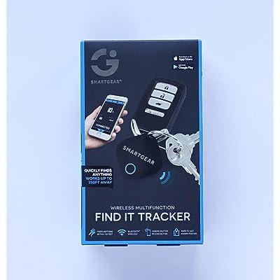 Wireless Multifunction Find it Tracker