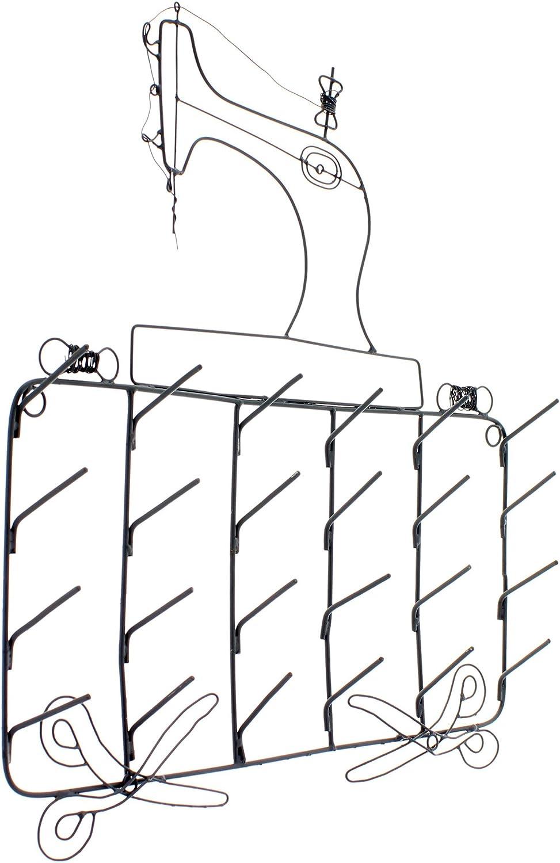 Krasilnikoff - Soporte para bobinas de hilo (metálico, diseño de ...