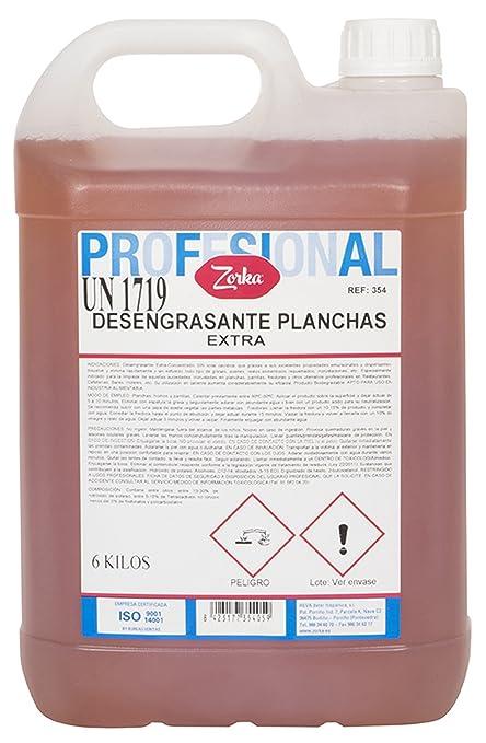 Zorka Desengrasante Planchas Extra - 6000 gr