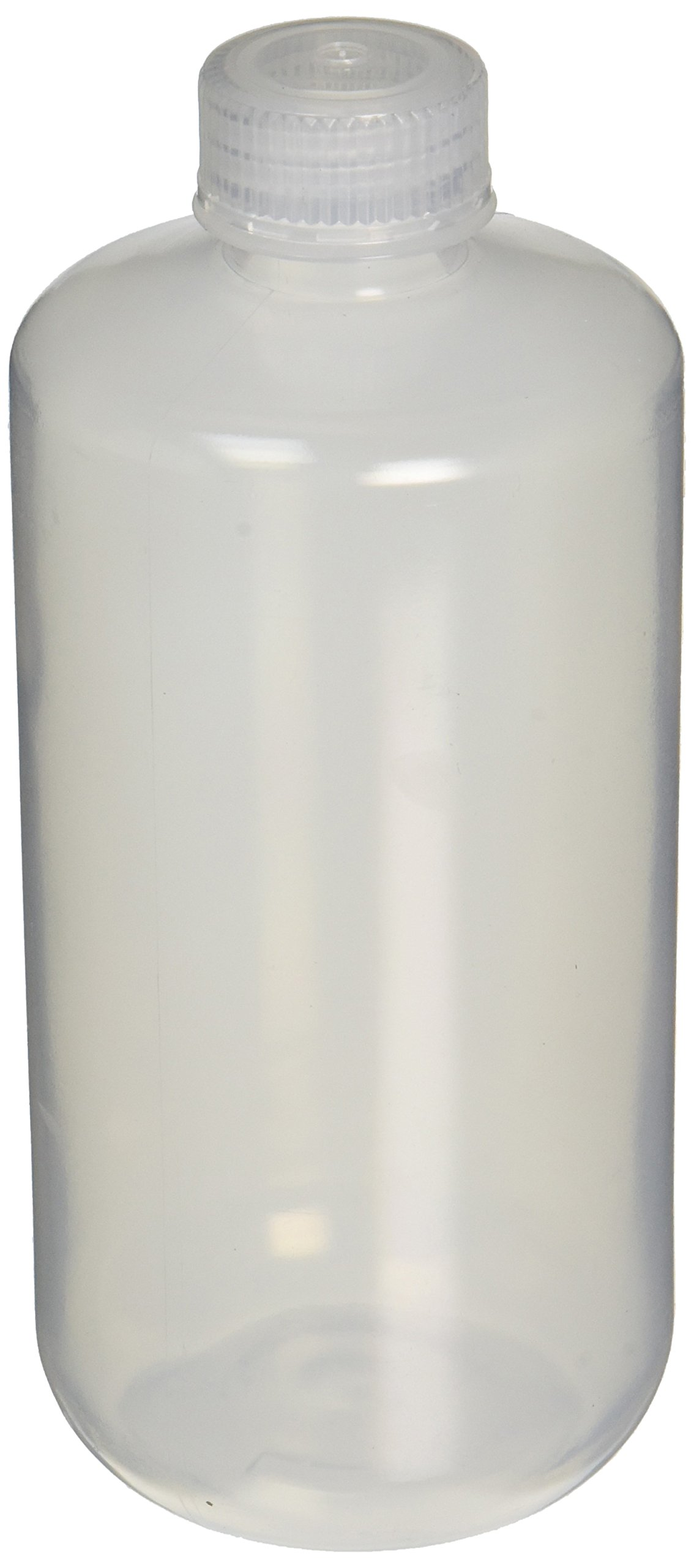 United Scientific 33304 Polypropylene Narrow Mouth Reagent Bottles, 500ml Capacity (Pack of 12)