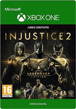 Injustice 2: Legendary Edition | Xbox One - Código de descarga ...