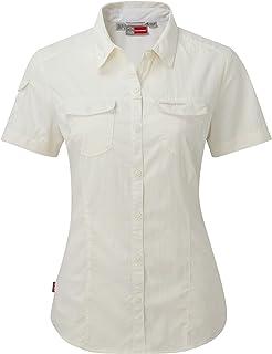 Craghoppers NosiLife Da. Adventure Short Sleeved Shirt