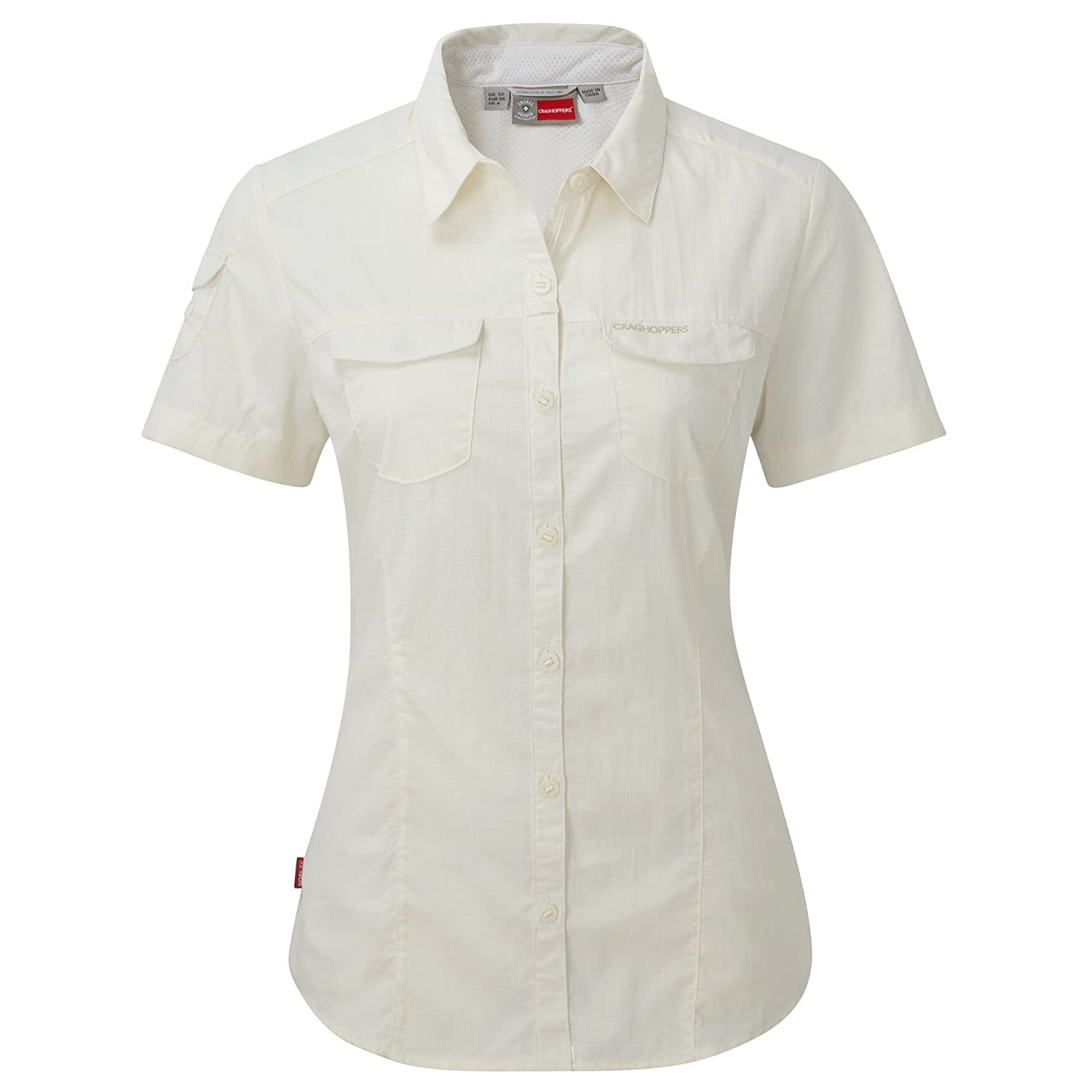 Craghoppers NosiLife Da. Adventure Short Sleeved Shirt