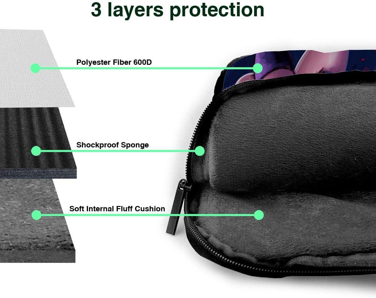 Akame ga Kill Laptop Sleeve Case Handheld One Shoulder Shockproof Oxford Protective Case//Notebook Computer Pocket Case//Tablet Briefcase Carrying Bag Compatible-15.6 inch