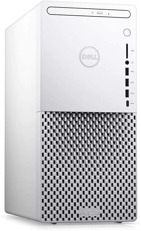 2021 Dell XPS 8940 Special Edition Premium Gaming Tower Desktop I 10th Gen Intel 8-Core i7-10700 I 32GB DDR4 512GB SSD Geforce GTX 1650 Super 4GB HDMI DisplayPort DVD-RW WiFi Win10