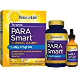 Renew Life ParaSmart - Microbial Cleanse supplement - gluten free - 15 day program
