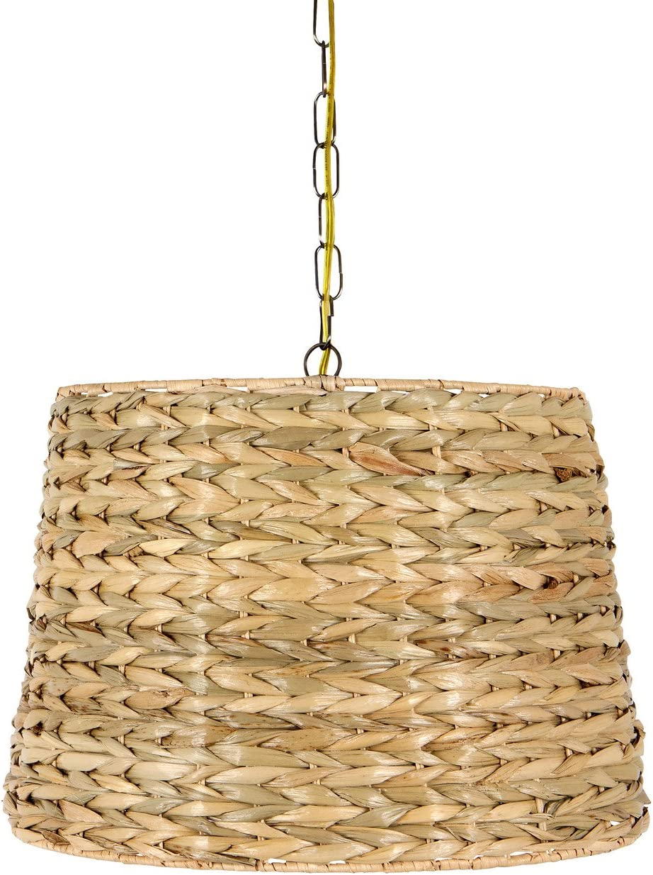 Upgradelights Sea Grass 16 Inch Swag Lamp Lighting Fixture