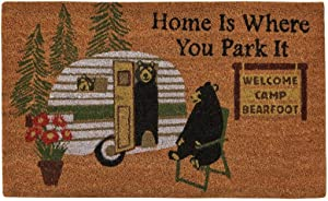 Park Designs Home is Where You Park Doormat