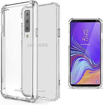 Moozy Funda Silicona Antigolpes para Samsung A7 2018: Amazon.es ...