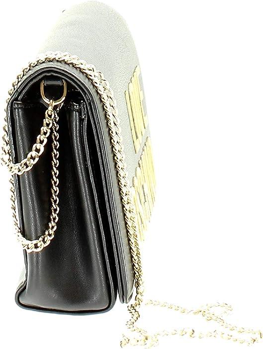 W x H L Oro Women/'s Cross-Body Bag Love Moschino Borsa Matt Nappa Pu Logo Gold 6x14x23 cm