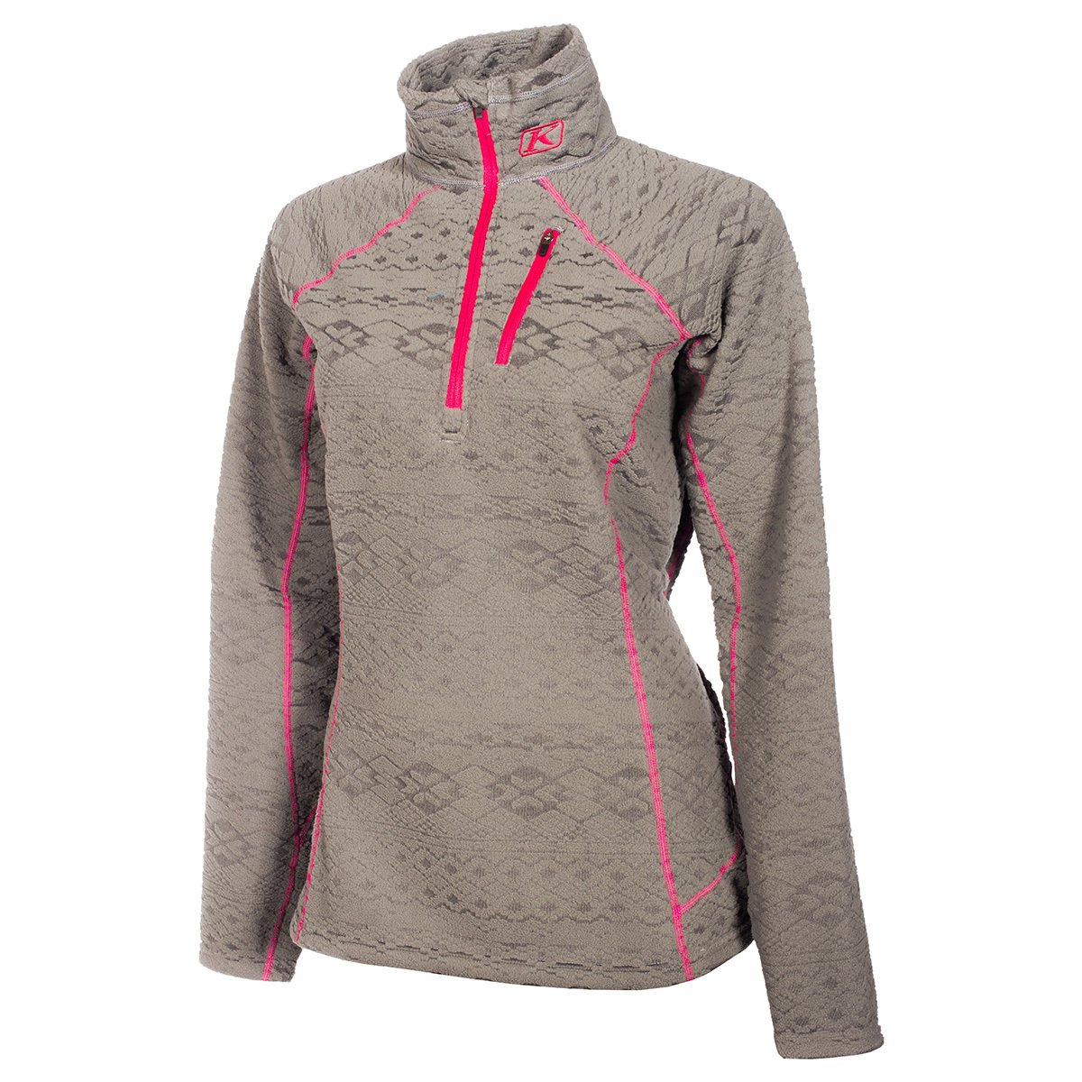 Klim Equinox Pullover - Gray / Small