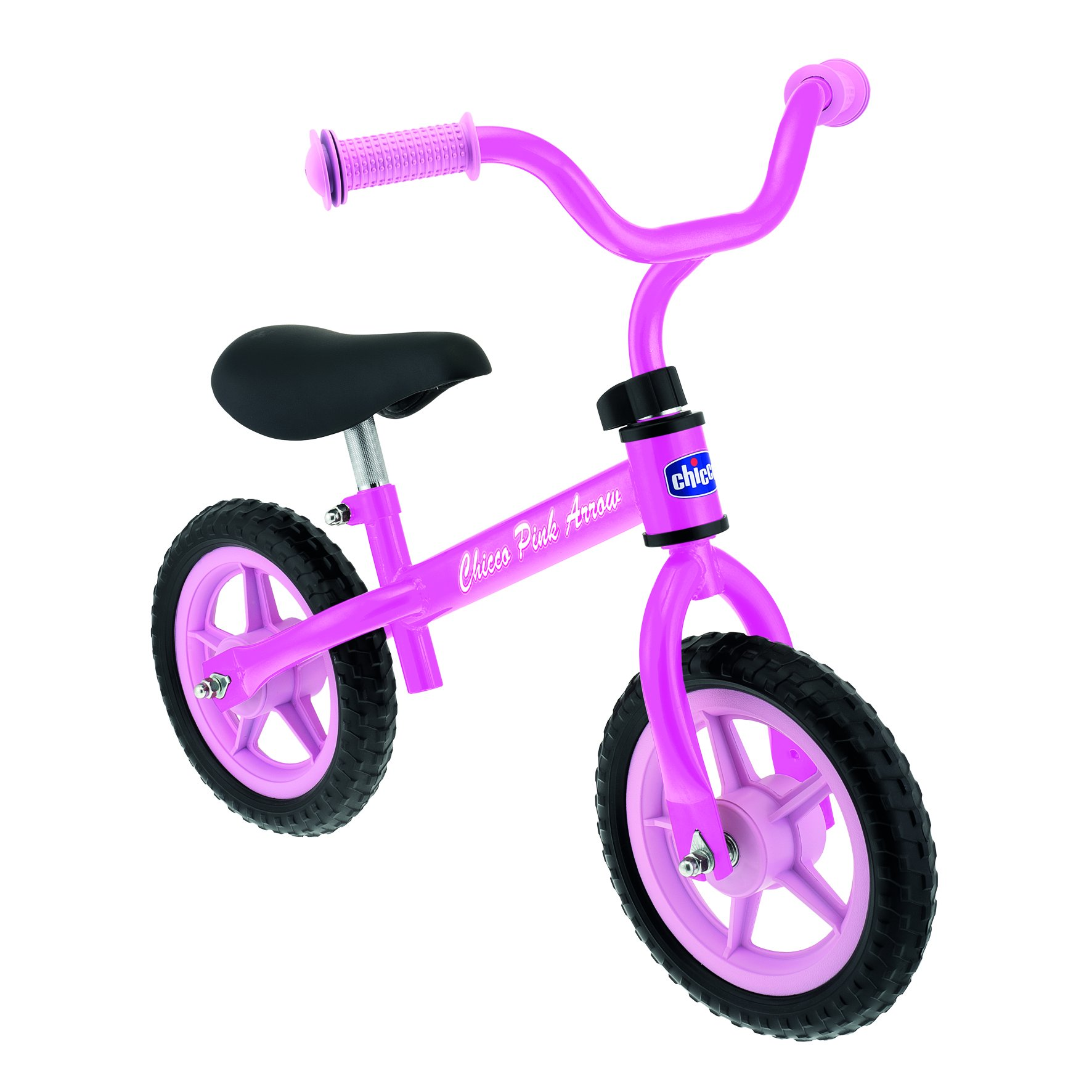 Chicco Balance Bike Pink Arrow