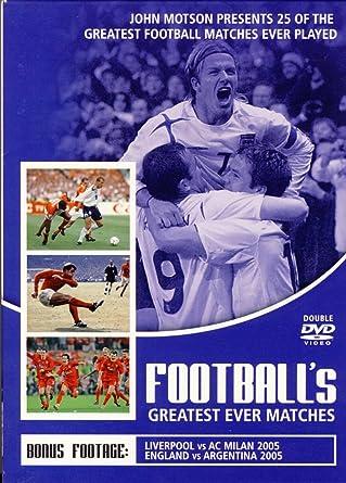 football dvd Vintage