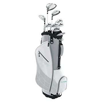 Wilson Ultra para zurdos Complete Golf Club Set con bolsa de ...