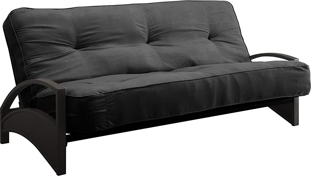 DHP 8-Inch Independently-Encased Coil Premium Futon Mattress