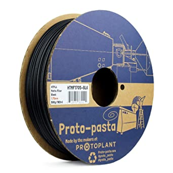 Proto-pasta Blue Matte Fiber Htpla Filament 1.75mm 500g 3d Printer Consumables