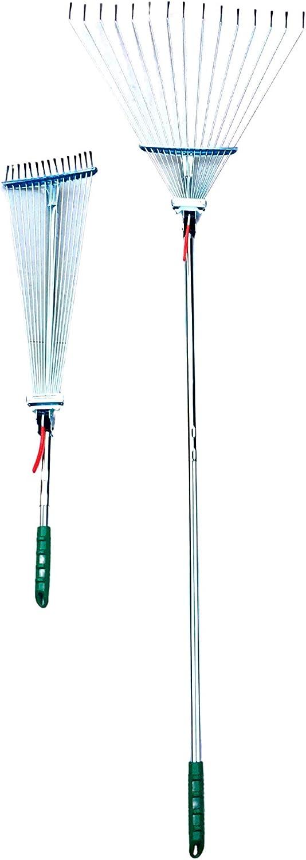 Omni Products Telescopic Adjustable Leaf Rake