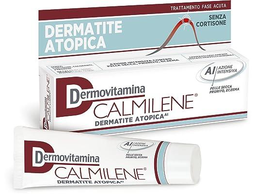 3 opinioni per DERMOVITAMINA CALMILENE® DERMATITE ATOPICA- Crema Azione Intensiva- Senza