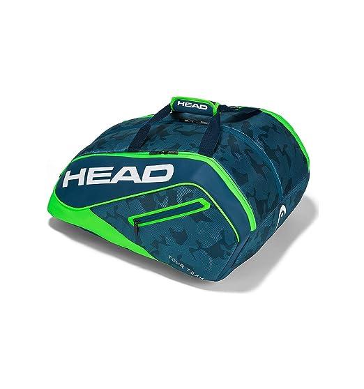 Head Tour Team Padel Paletero de Tenis, Azul, S: Amazon.es: Deportes y aire libre