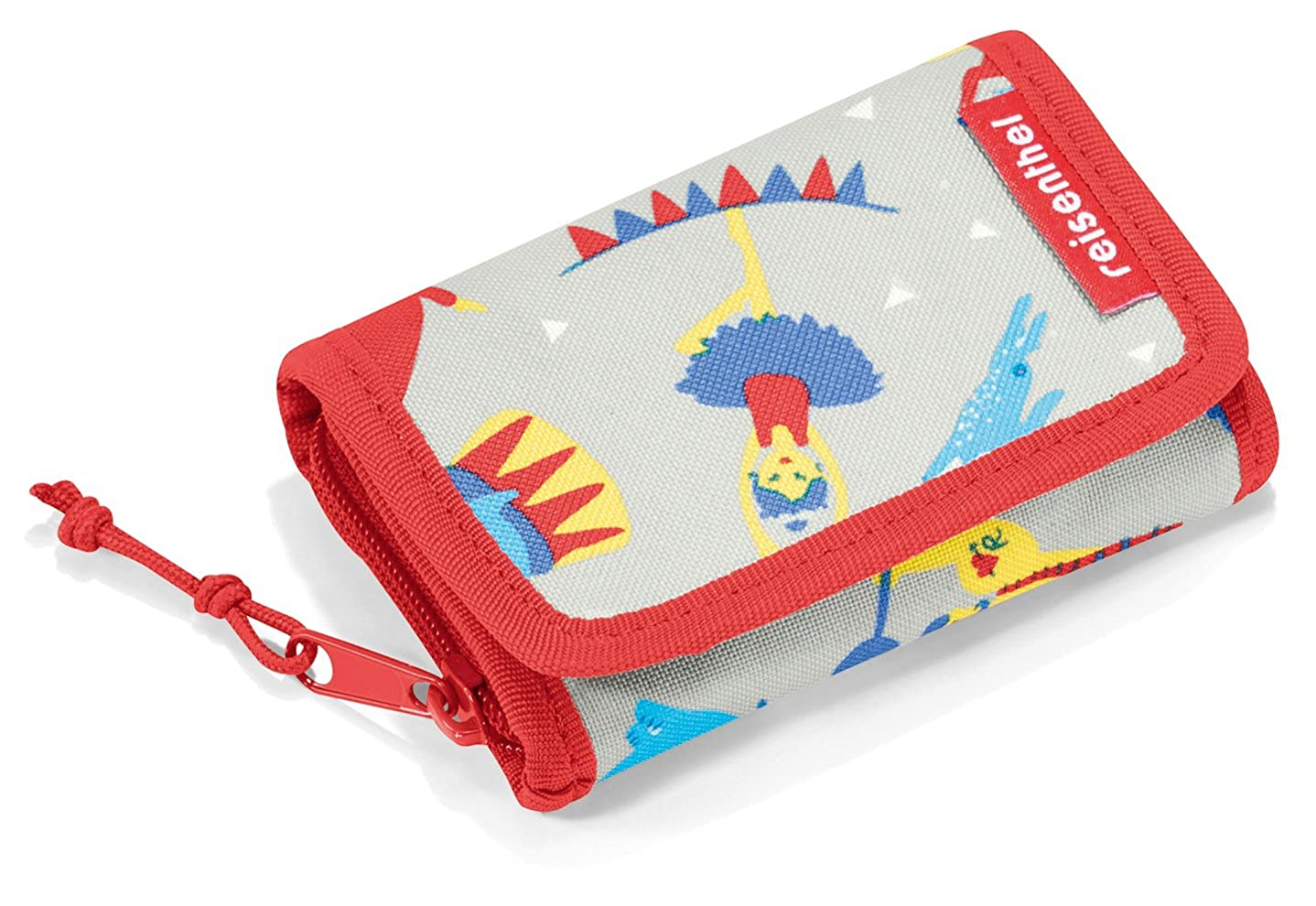 reisenthel Wallet S kids, Small Children's Wallet Small Children' s Wallet Cactus Blue IM4049