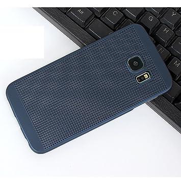 Yunbaozi Funda Compatible para Samsung Galaxy S7 Edge Hard ...
