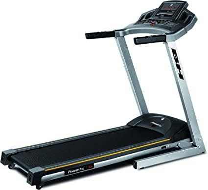 BH Fitness G6482 Cinta de Correr, Unisex-Adult, Plateado/Negro ...