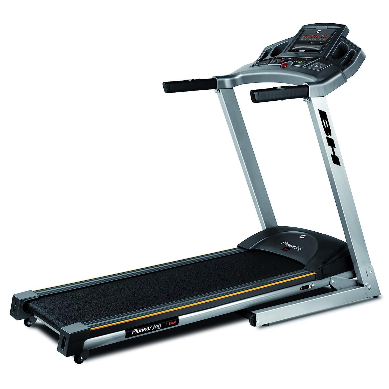 BH Fitness Laufband Pioneer Jog DUAL, Silber, G6482