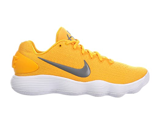 timeless design 7e73f bca4e ... best nike mens react hyperdunk 2017 low university gold dark grey white  synthetic running shoes 48de2