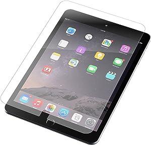 ZAGG InvisibleShield - Tempered Glass Screen Protector Made for Apple iPad Mini 4 and iPad Mini 5 - Clear