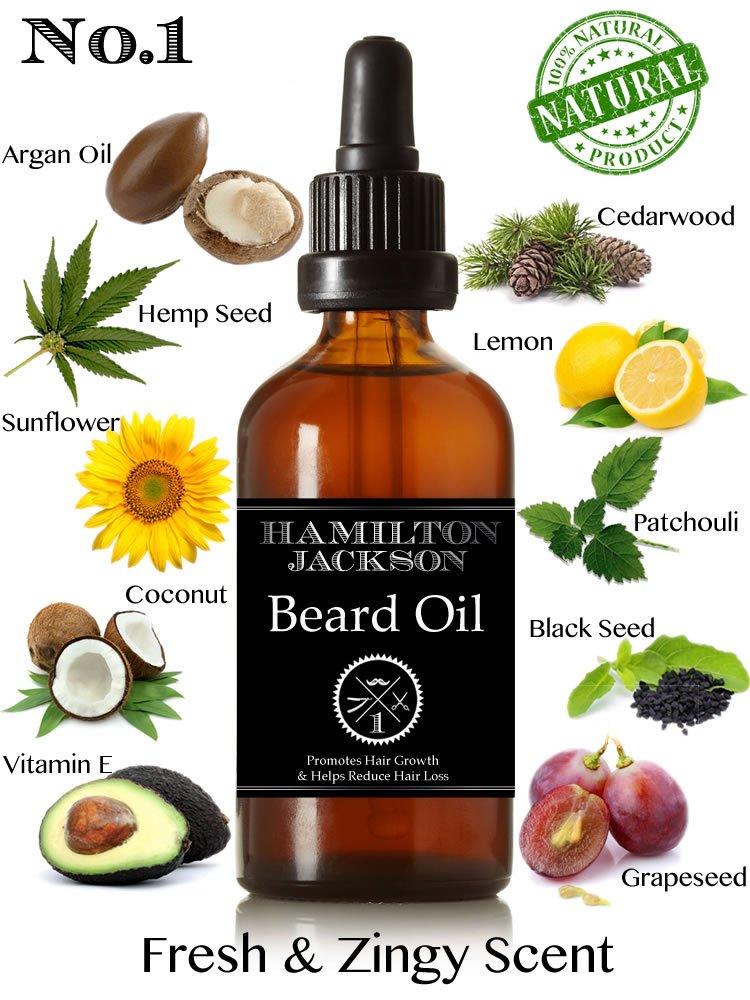 Amazon Com 3 Organic Beard Oils 3 X 1oz Conditioning Male Grooming