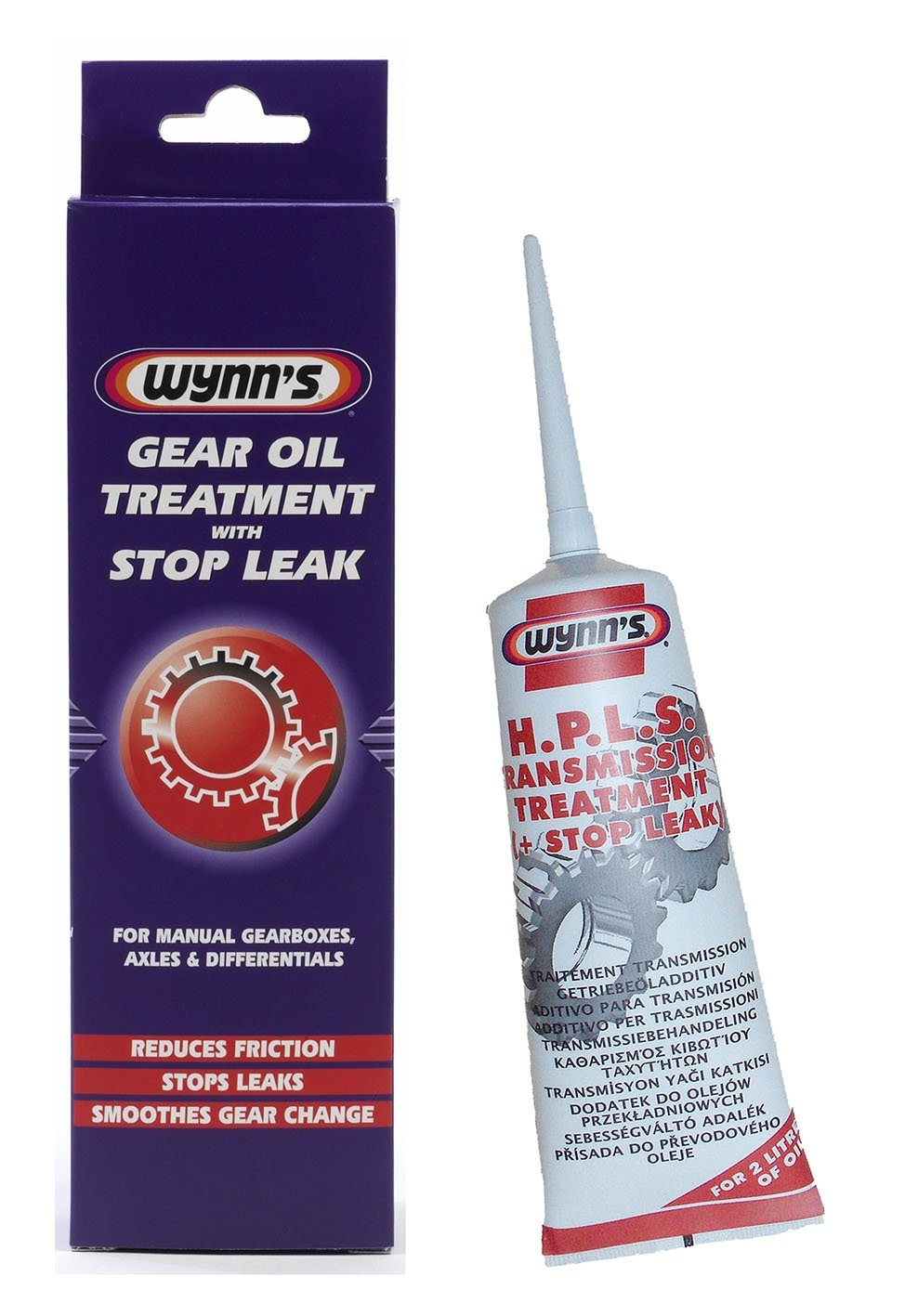 Wynns Oil 59402  125  ml Gear Traitement d'huile Stop fuite Wynn Oil UK