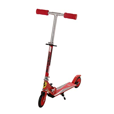 Ferrari Kids 2 Wheels Scooter, Red : Sports & Outdoors