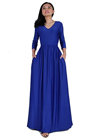 Women Maxi Dress Plus Size Formal Beach Wedding Guest Party Bridesmaid Evening Ball Gown Gala