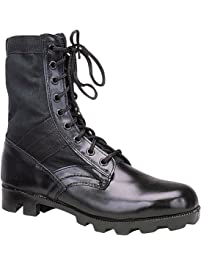Men S Military Tactical Boots Amazon Com