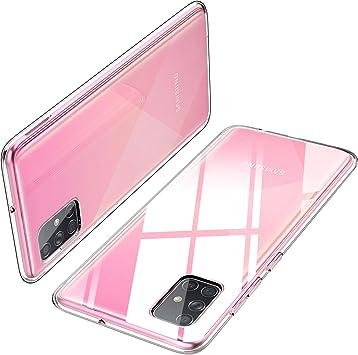 iBetter Diseño para Funda Samsung Galaxy A71 Funda, [Protección de ...