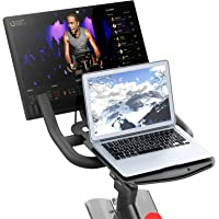 ZHANDEYUA Peloton Phone holder mount, Peloton Bike and Bike+ Compatible laptop Aviation aluminum workbench Tray ,Peloton…
