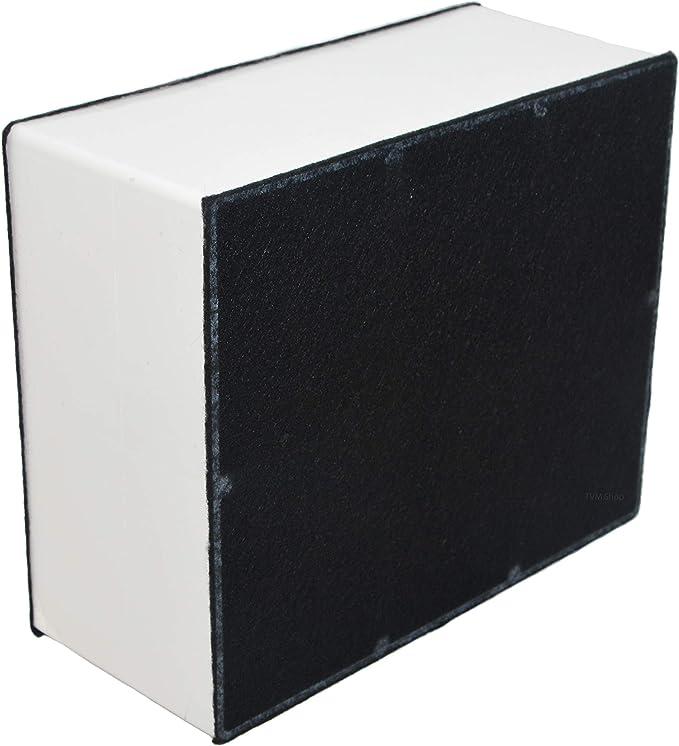 Filtro de carbón activo adecuado para campana extractora Oranier AFP 220. 1x Filter für Bosch Siemens Neff Gaggenau Negro: Amazon.es: Grandes electrodomésticos